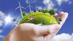 Renewable Energy is more efficient and environmental friendly