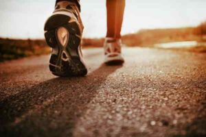 Walking is good for copd patient