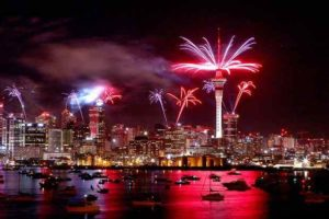 auckland-New Zealand-new-year's-eve