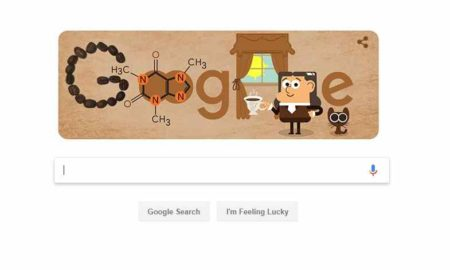 Google celebrates Friedlieb Ferdinand Runge 225th birthday with a special doodle