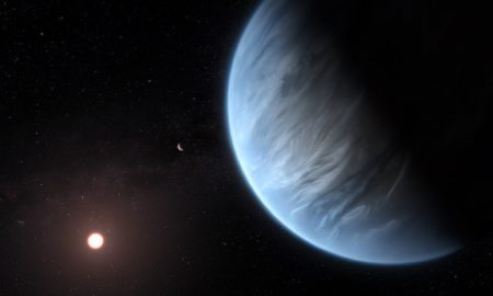 Researchers found water vapors on Exoplanet K2-18b