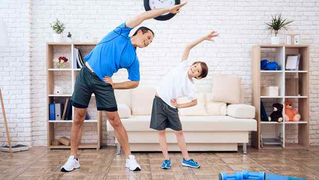 exercises-to-do-with-kids