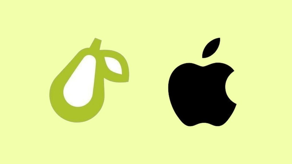 Apple-sues-a-food-company-of-5-employees-over-a-pear-logo