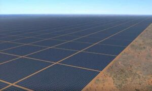 World's largest Solar Energy