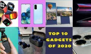 Top 10 Gadgets of 2020